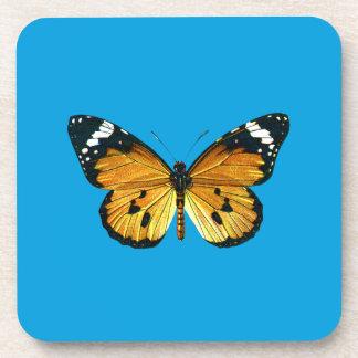 Mariposa del chrysippus del Danaus Posavaso
