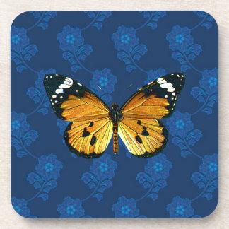 Mariposa del chrysippus del Danaus Posavasos