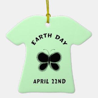 Mariposa del Día de la Tierra Ornatos