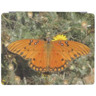 Mariposa del Fritillary del golfo Cubierta De iPad