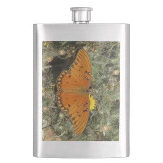 Mariposa del Fritillary del golfo Petaca