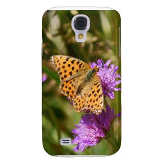 Mariposa del Fritillary Funda Para Galaxy S4