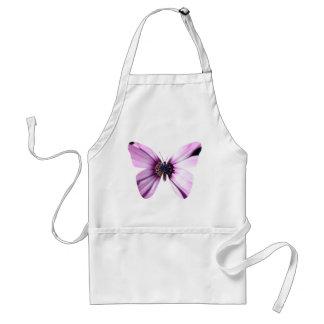 Mariposa del jardinero delantal