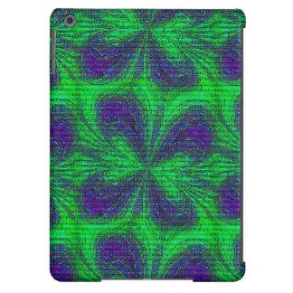 Mariposa del mosaico, caja Púrpura-iPad del aire
