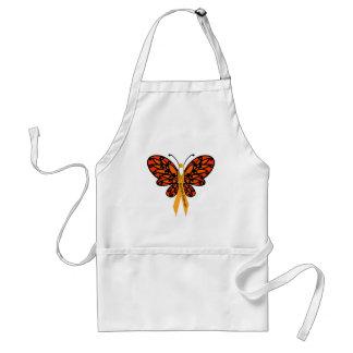 Mariposa del ms delantal
