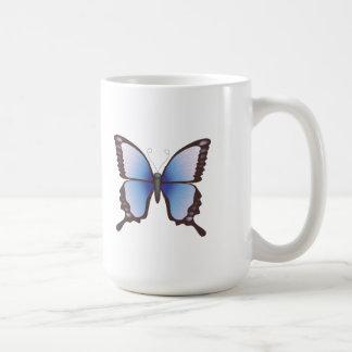 Mariposa Ejemplo del vector Tazas