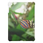Mariposa en caso del iPad del jardín