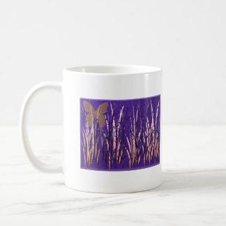Mariposa-en--hierba, Mariposa-en--hierba Tazas De Café