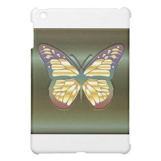 Mariposa en verde