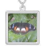 Mariposa estimada colgantes personalizados