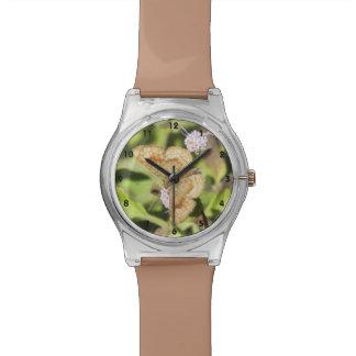 Mariposa fatal de Metalmark Relojes De Mano