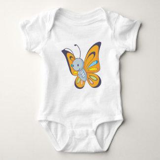 Mariposa feliz camisas