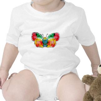 Mariposa Flutterby Trajes De Bebé