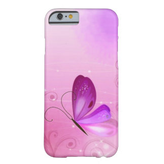 Mariposa fresca 3 funda de iPhone 6 slim