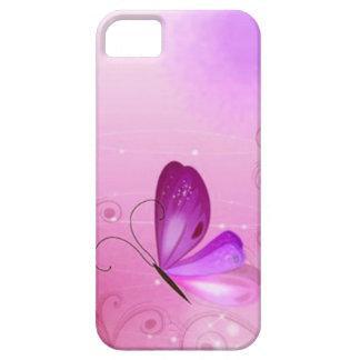 Mariposa fresca 3 iPhone 5 Case-Mate cárcasa