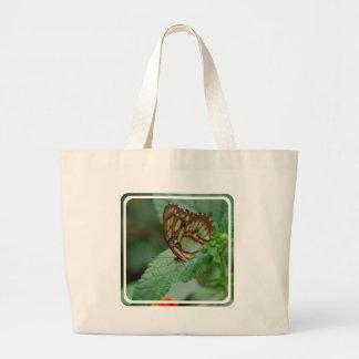 Mariposa fresca bolsas
