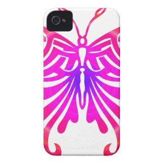 Mariposa fresca Case-Mate iPhone 4 protector