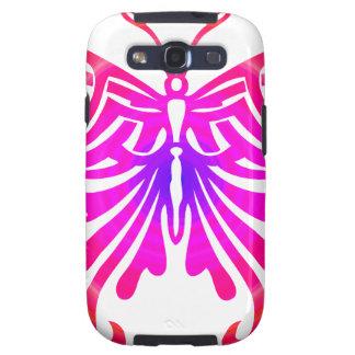 Mariposa fresca galaxy s3 fundas