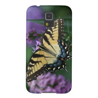 Mariposa, galaxia S5, caso de Samsung de Barely Th Carcasas De Galaxy S5