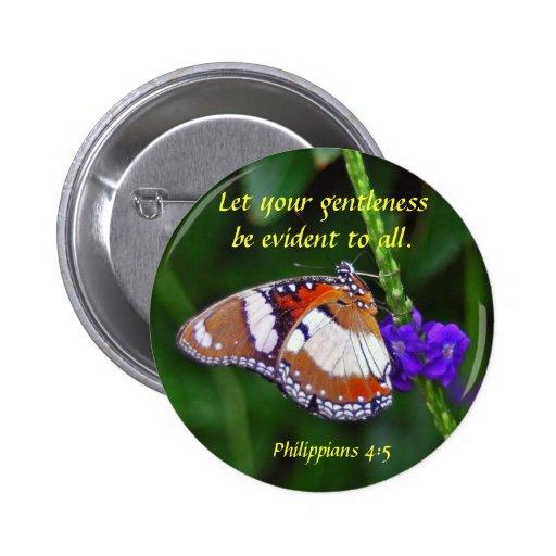 Mariposa - Gentleness Pin