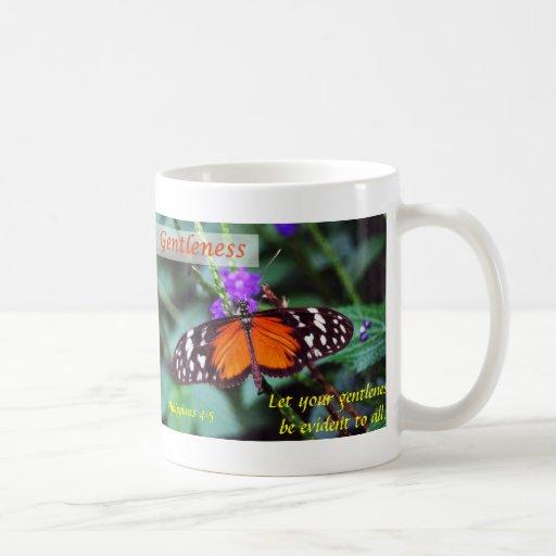 Mariposa - Gentleness Taza