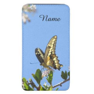 Mariposa gigante de Swallowtail Bolsillo Para Móvil