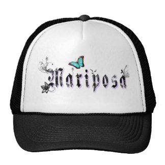 Mariposa Gorras De Camionero