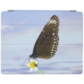 Mariposa gran Eggfly de la luna azul Cover De iPad