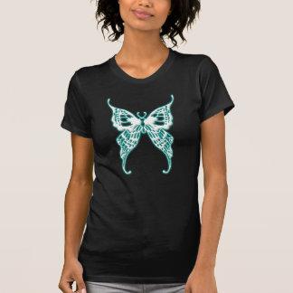 Mariposa helada remera