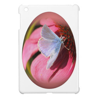 mariposa hilo de araña-coa alas del huevo de Pascu iPad Mini Cárcasas