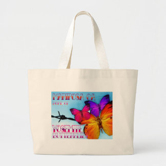 Mariposa Home of Yosemite and Butterflies Bags