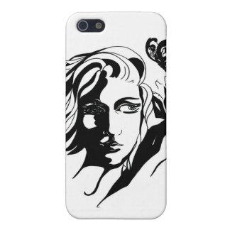 Mariposa iPhone 5 Carcasa