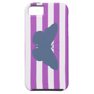 mariposa iPhone 5 carcasas