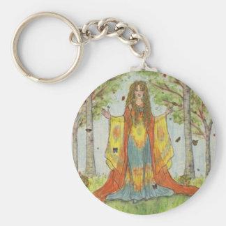 Mariposa Keychain