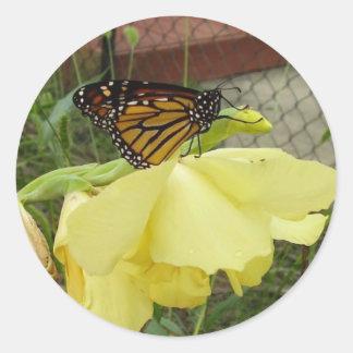 Mariposa large stickers