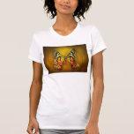 Mariposa - mariposa de la felicidad camiseta
