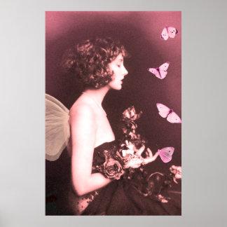 Mariposa, mariposa poster
