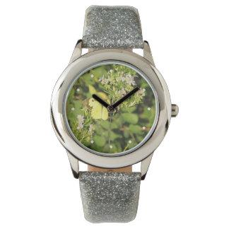 Mariposa meridional de Dogface Reloj