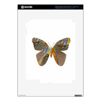 Mariposa mi manera pegatinas skins para iPad 3