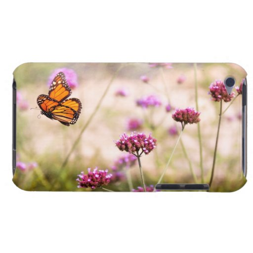 Mariposa - Monarach - la vida dulce iPod Touch Cárcasas