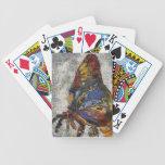 Mariposa Monet de Frida Kahlo inspirado Baraja Cartas De Poker