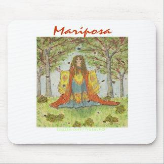 Mariposa Mouse Pad