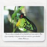 Mariposa Mousepad Tapete De Ratones
