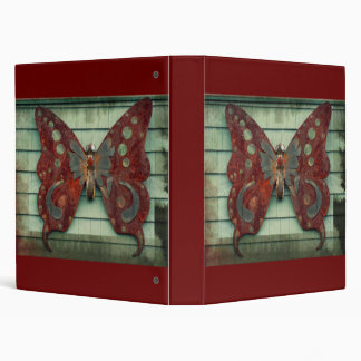 """Mariposa oxidada carpeta 1"""""""