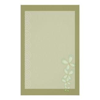 Mariposa Personalized Stationery