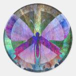 Mariposa Paz-Llena Etiquetas