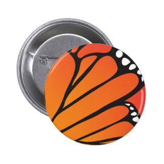 Mariposa Pin Redondo 5 Cm