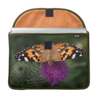 """Mariposa pintada de la señora 15"""" fundas macbook pro"""