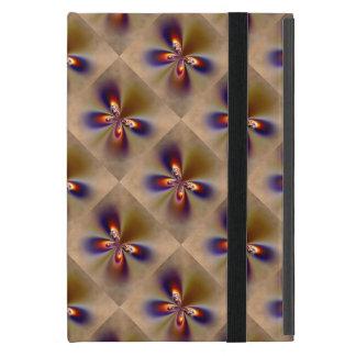 Mariposa por diseño del fractal iPad mini fundas