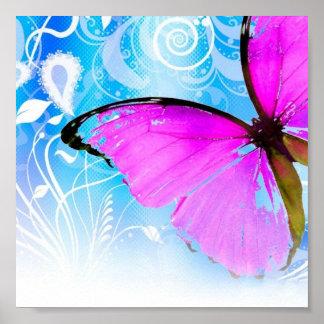 Mariposa Póster